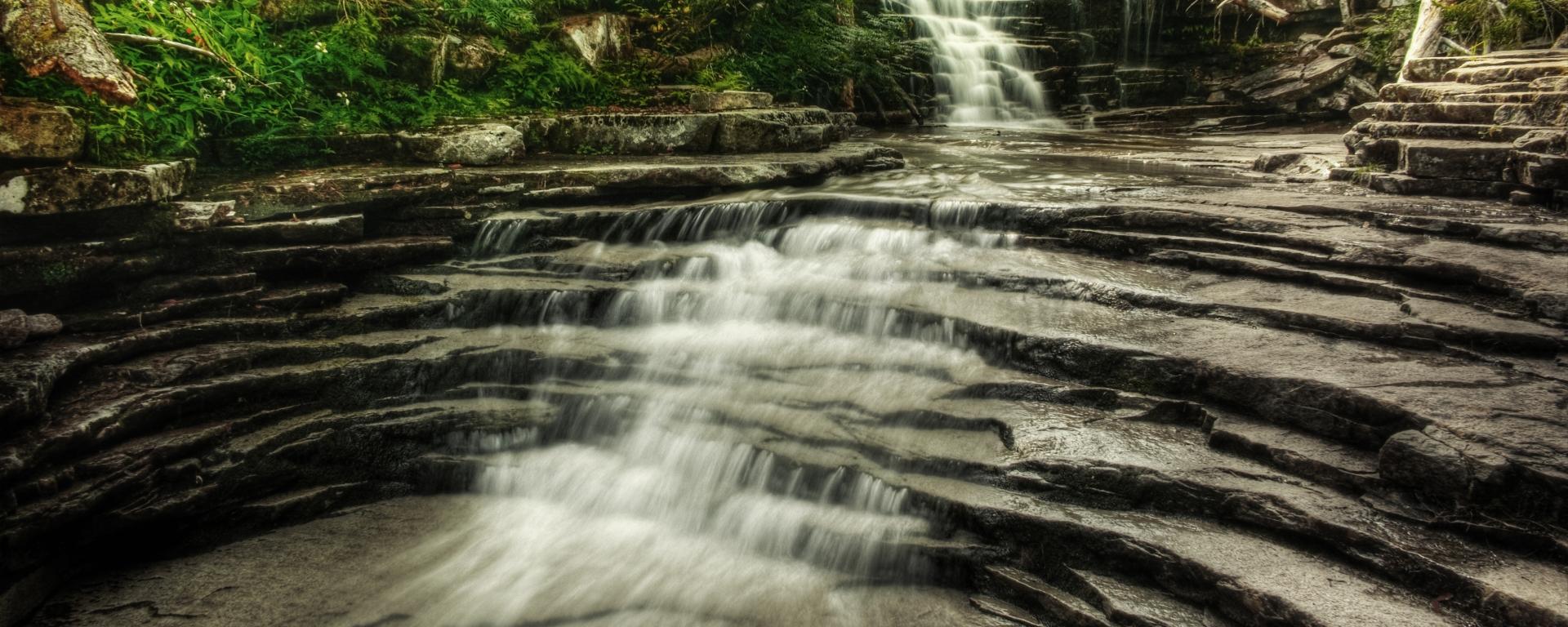Coliseum Falls – New Hampshire